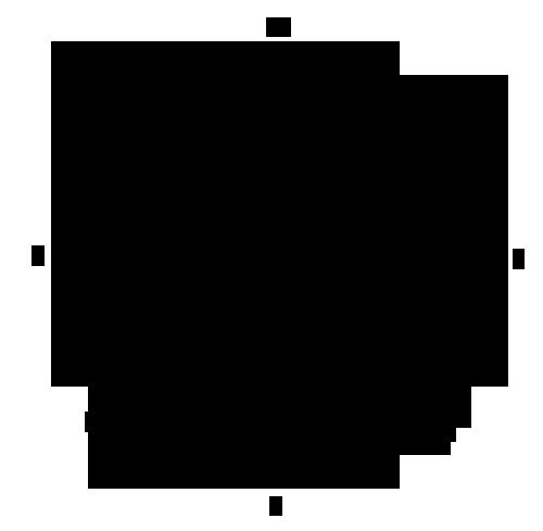 Pinwheel - Estimación de astigmatismo